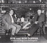 Bob and Ron Copper: Traditional Songs from Rottingdean (Fledg'ling FLED 3097)