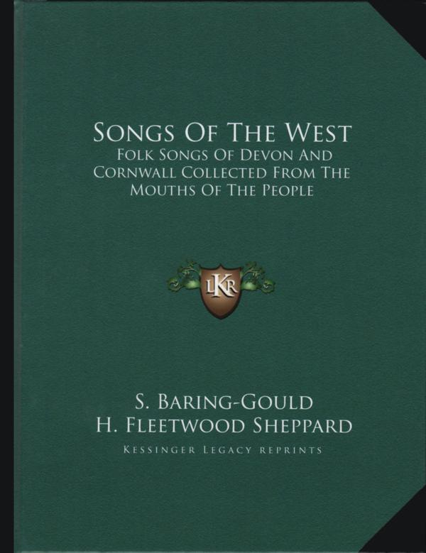 Sabine Baring-Gould: Songs of the West