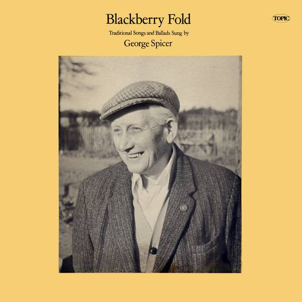 Blackberry Fold - Topic LP sleeve (from the Mainly Norfolk website)