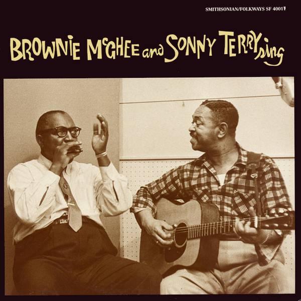 Sonny Terry Harmonica Blues