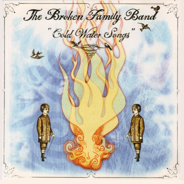 The Broken Family Band - Leaps / Hold On To Your Love