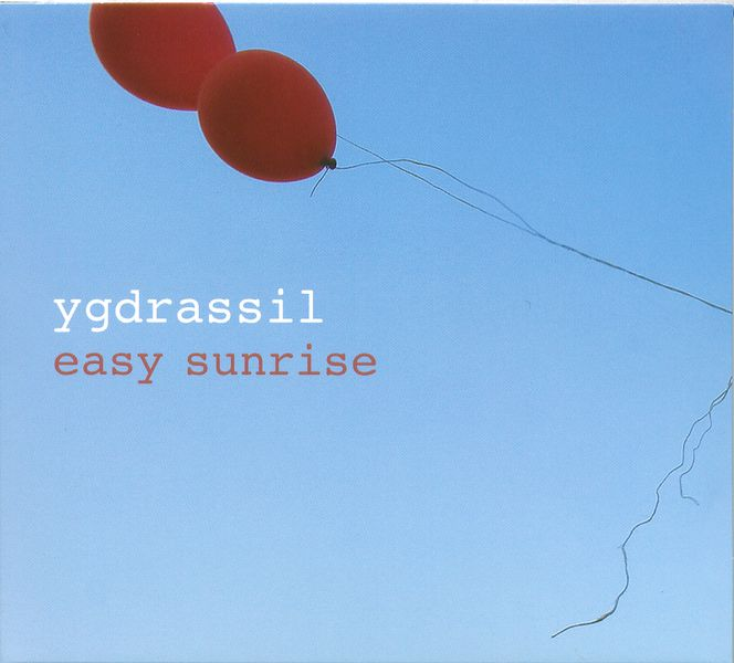 Ygdrassil: Easy Sunrise (Rouder RRECD12, album cover)