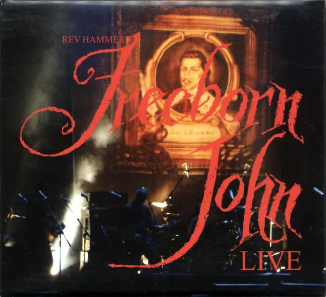 Freeborn John