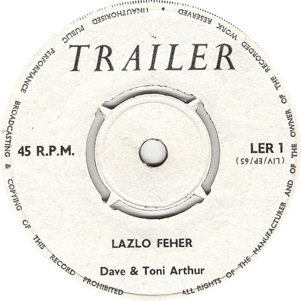 Dave Toni Arthur Lazlo Feher Bushes And Briars