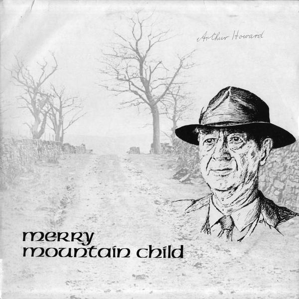 Merry Mountain Child LP cover - from Mainly Norfolk