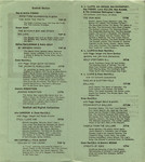 Topic Scottish List and Scottish & English Selections 1964