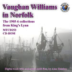 Alan Helsdon: Vaughan Williams in Norfolk (Musical Traditions MTCD253)