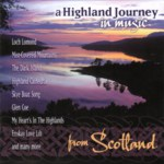 Various Artists: A Highland JourneyGreentrax CDGMP8008)