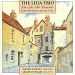 The Leda Trio: Airs for the Season (Springthyme SPRCD 1036)