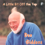 Den Giddens: A Little Bit Off the Top (WildGoose WGS316CD)