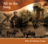 Peter & Barbara Snape: All in the Song (Luke's Row LRCD006)