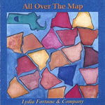 Lydia Fortune & Company: All Over the Map