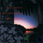 Martin and Jessica Ruby Simpson: Band of Angels (Red House RHR CD 96)
