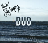 Sally Simpson & Catriona Hawksworth: Duo (Burnbank BBRCD001)