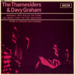 The Thamesiders and Davy Graham (Decca DFE 8538)