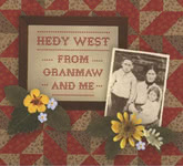 Hedy West: From Granmaw and Me (Fledg'ling FLED 3106)