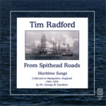 Tim Radford: From Spithead Roads (Forest Tracks FTCD 211)
