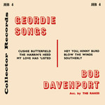 Bob Davenport Accompanied By Rakes Wor Geordie
