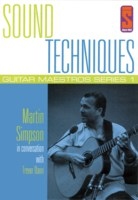 Martin Simpson: Guitar Maestros (Sound Techniques GM001)