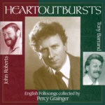 John Roberts & Tony Barrand: Heartoutbursts (Golden Hind GHM-103)