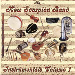 The New Scorpion Band: Instrumentals Volume 1 (The New Scorpion Band NSB06)