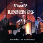 The Spinners: Legends