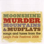 Moonshine Murder Mountains & Mudflats (Thames Delta MUD001CD)