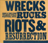 Wrecks Rucks Riots & Resurrection (Thames Delta MUD005CD)