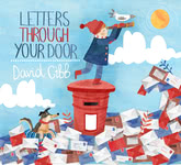 David Gibb: Letters Through Your Door (Hairpin HAIRPIN005)