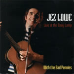 Jez Lowe & The Bad Pennies: Live at the Davy Lamp (Tantobie TTRCD100)
