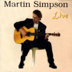Martin Simpson: Live (Beautiful Jo BEJOCD-11)