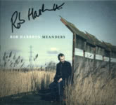 Rob Harbron: Meanders (Rob Records CD03)