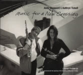 Andy Sheppard & Kathryn Tickell: Music for a New Crossing (Provocateur PVC 2001)