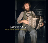 Jackie Daly: Music from Sliabh Luachra (Topic TSCD358)