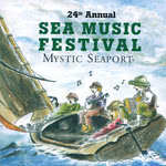 24<sup>th</sup> Annual Sea Music Festival at Mystic Seaport
