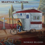 Martha Tilston: Nomad Blood (Squiggly SQRDLS09)