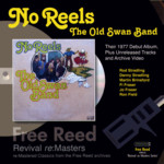 The Old Swan Band: No Reels (Free Reed FRRR 05)