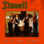 Nowell Sing We Clear: Nowell Sing We Four (Front Hall FHR-039)