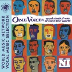 One Voice: Vocal Music from Around the World (World Music RGNET 1014 CD)