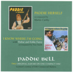 Paddie Bell: Paddie Herself / I Know Where I'm Going (Alauda ALACD 104)