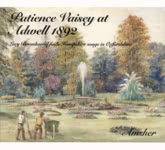 Amsher: Patience Vaisey at Adwell 1892