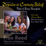 Robin and Barry Dransfield: Popular to Contrary Belief (Free Reed FRRR 07)
