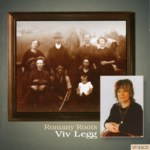 Viv Legg: Romany Roots (Veteran VT153CD)