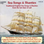Bob Robert at al: Sea Songs and Shanties (Saydisc CD-SDL 405)