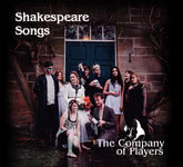 The Company of Players: Shakespeare Songs (Company of Players CP1)