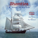 Johnny Collins: Shanties & Songs of the Sea (Grasmere GRCD75)