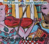 Doug Eunson and Sarah Matthews: Song and Laughter (Coth COTHCD010)