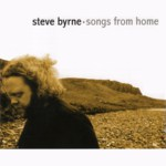 Steve Byrne: Songs from Home (Greentrax CDTRAX275)