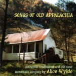 Alice Wylde: Songs of Old Appalachia (WildGoose WGS394CD)