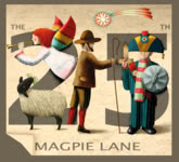 Magpie Lane: The 25th (Magpie Lane MLCD10)